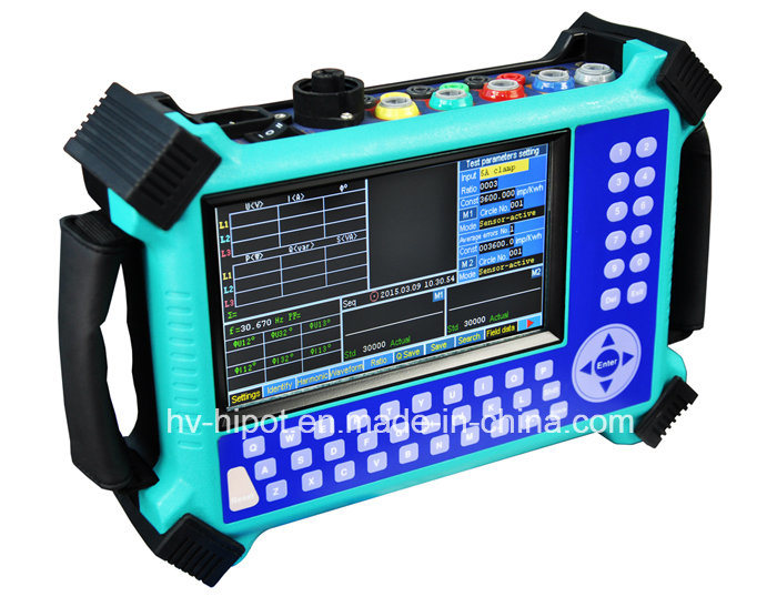 GDYM-3A Portable Multi-functional Energy Meter Calibrator