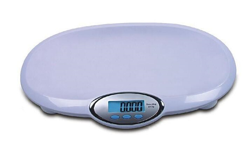 Digital Baby Scale with Tare Function and Memory Function