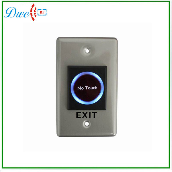 12V No Touch Infrared Push Button Switch for Access Control System