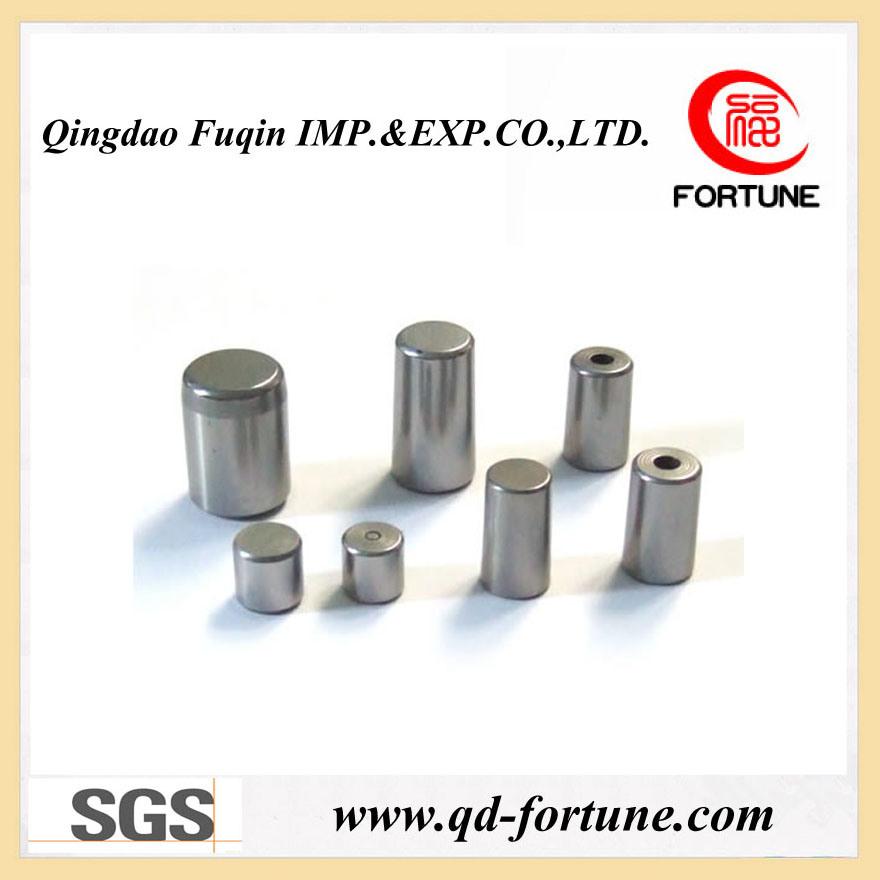 Hardened Bearing Steel Gcr15 HRC58-62 Parallel Hinge Pin