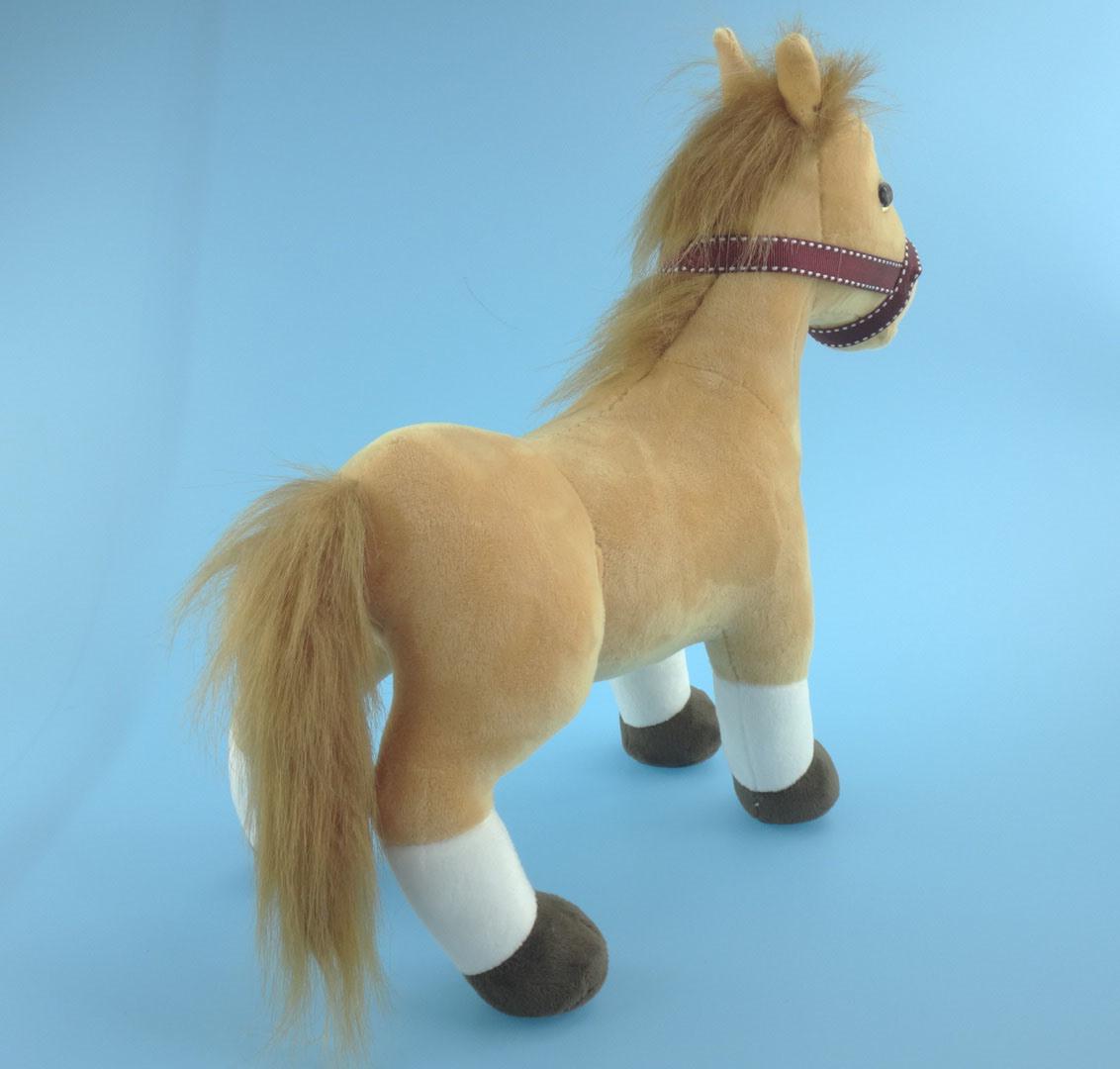 Soft Stuffed Plush Toy Horse