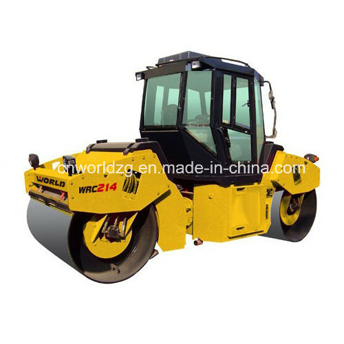 Steel Wheel Compactors for Road Construction