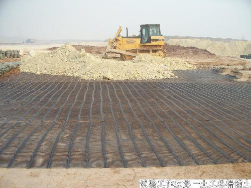Zohoo 50kn Driveway Triaxial Plastic Geogrid Supplier