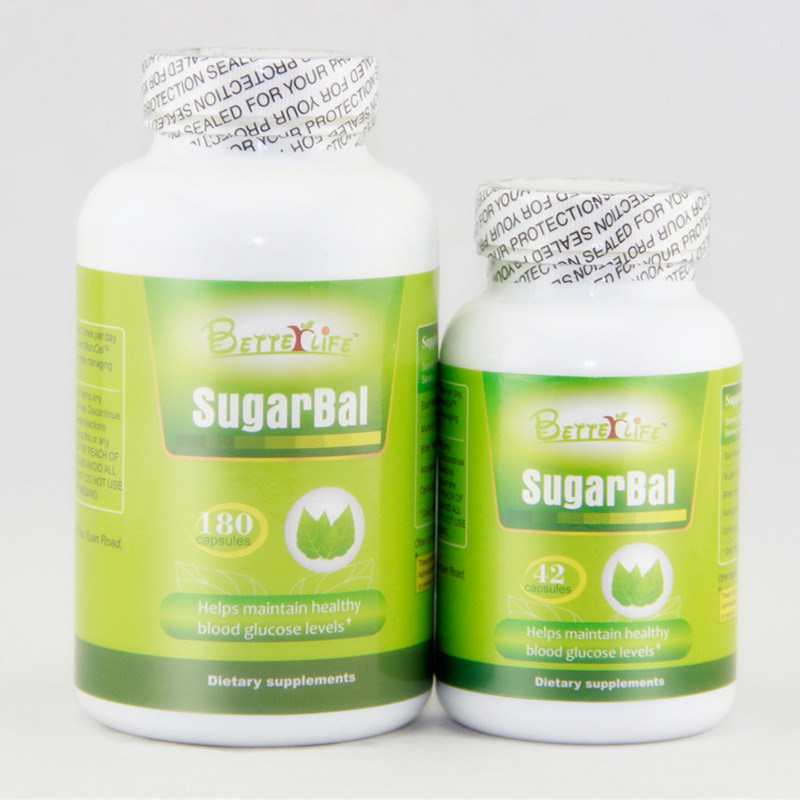 Diabetic Sugar Supplements, Sugarbal Capsules