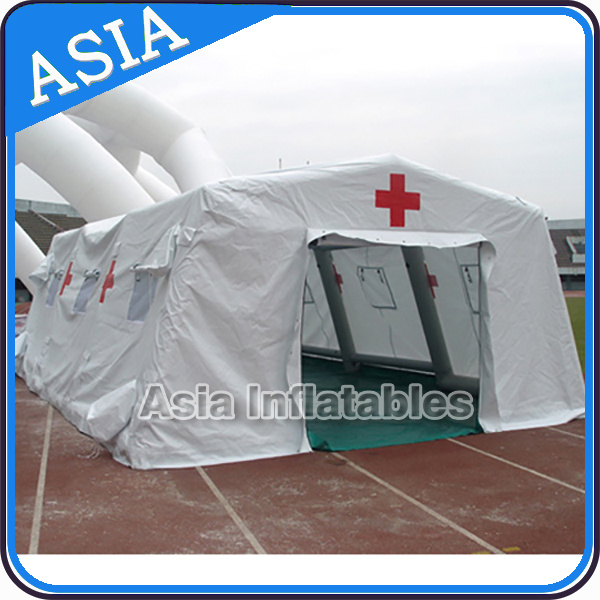 Customized Inflatable Medical Tents / Emergency Tent for Military Tent / Inflatable Tent