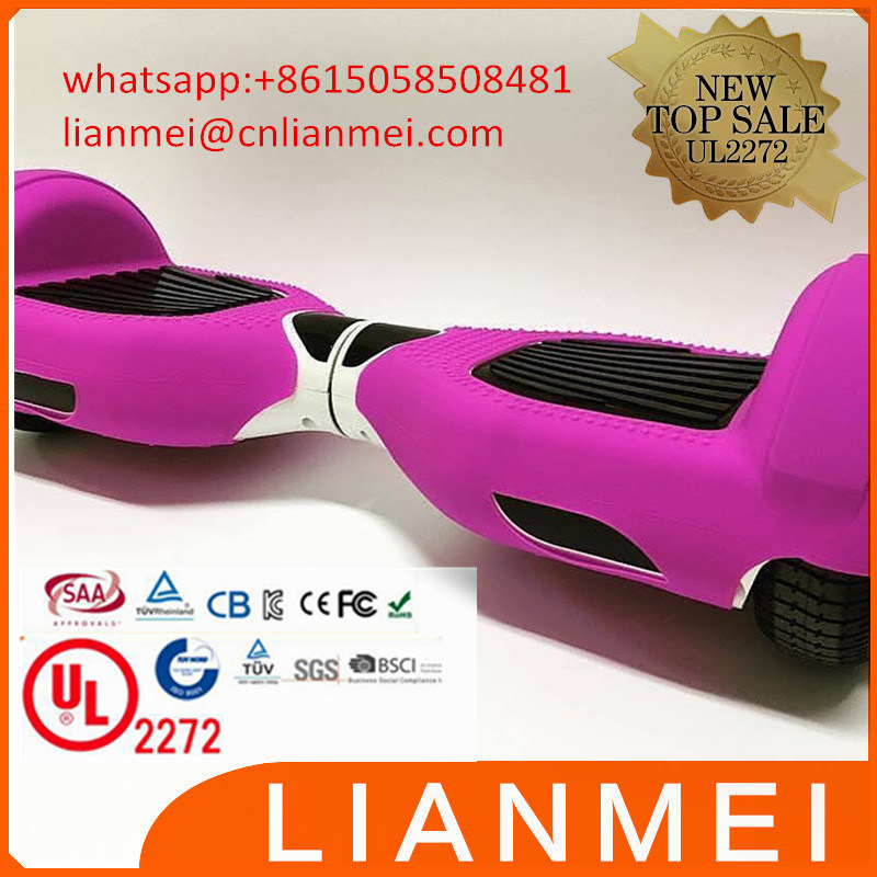 UL2272 Electric Hoverboard Ce EMC Certificated 2016