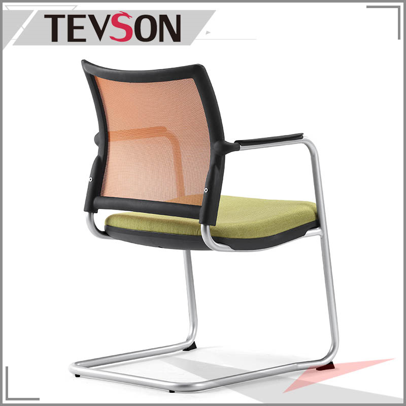 Soft and Comfortable Office Bow Conference Chair for Meeting or Reception Room