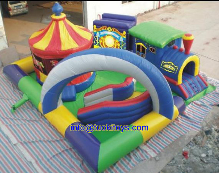 Commercial Air-Filled Swimming Pool Toys for Sale (B059)