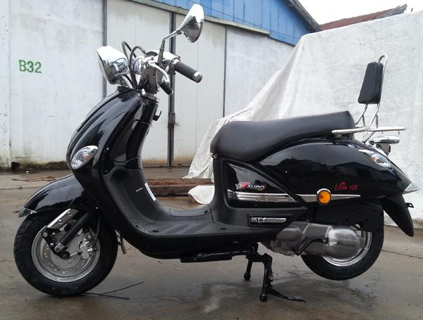 Sanyou Classical Model Scooter 125cc Jgw