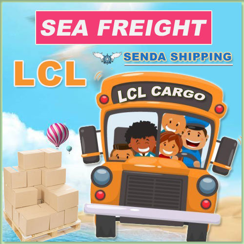LCL Shipping Agent From China