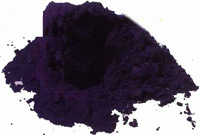 Pigment Violet 3 for Whitening Decorative Paper