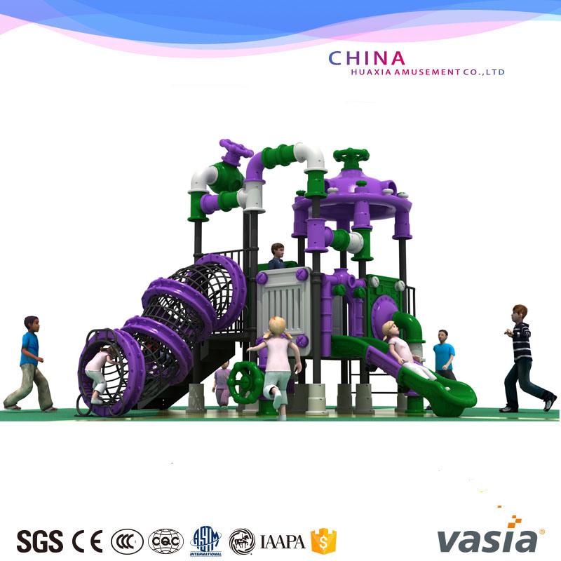 Funny Outdoor China Kindergarten Cihldren Playground Equipment