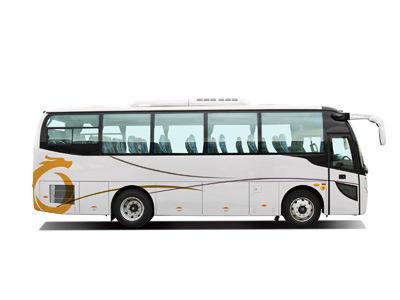 Sunlong Slk6872A Diesel Passenger Bus