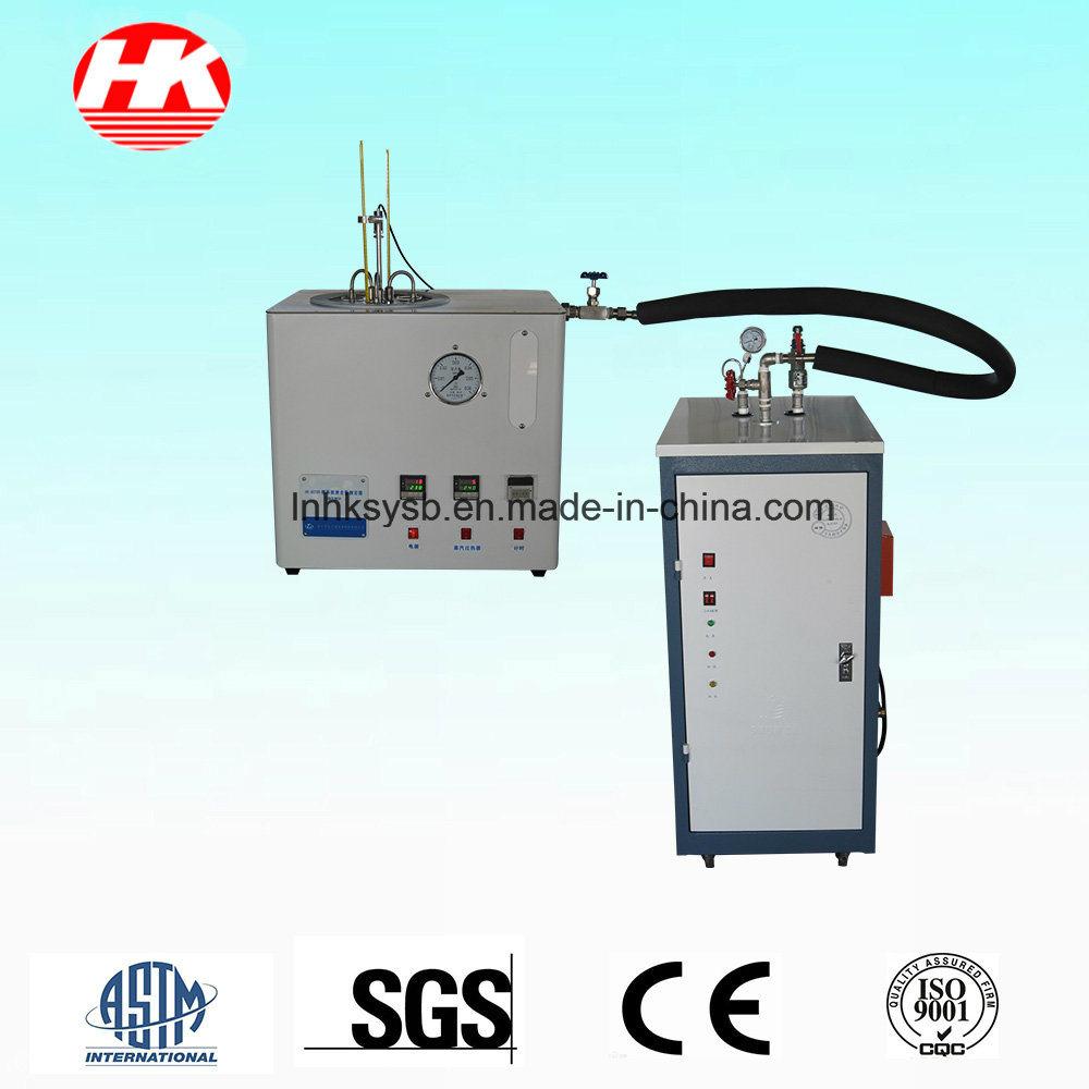 Existent Gum Tester for Fuel (Steam jet evaporation method)