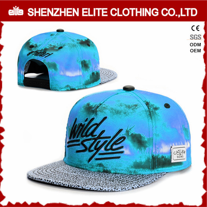 3D Printed Kids Hip Hop Cap Custom Snapbacks Hats