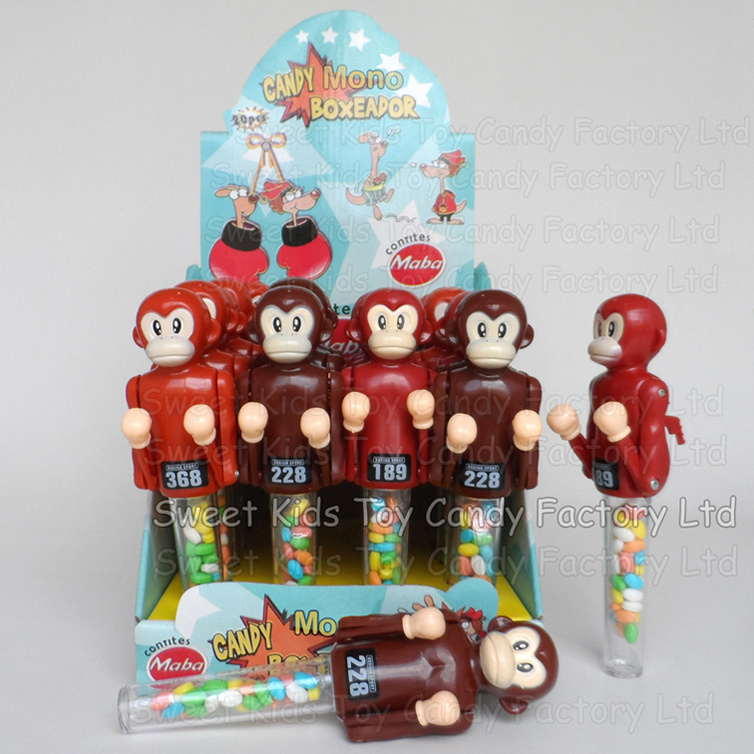 Boxer Monkey Candy Toys (131117)