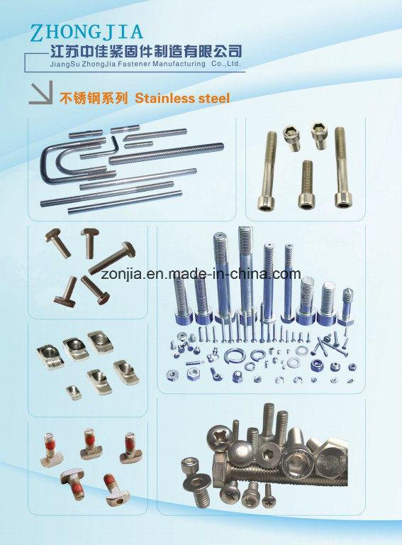 Stainless Steel Bolt Full Thread Stud Bolts or Half Thread Stud Bolts