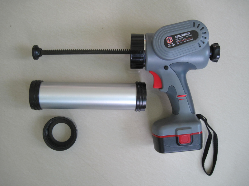 Cordless Caulking Gun for Picture and Introduction