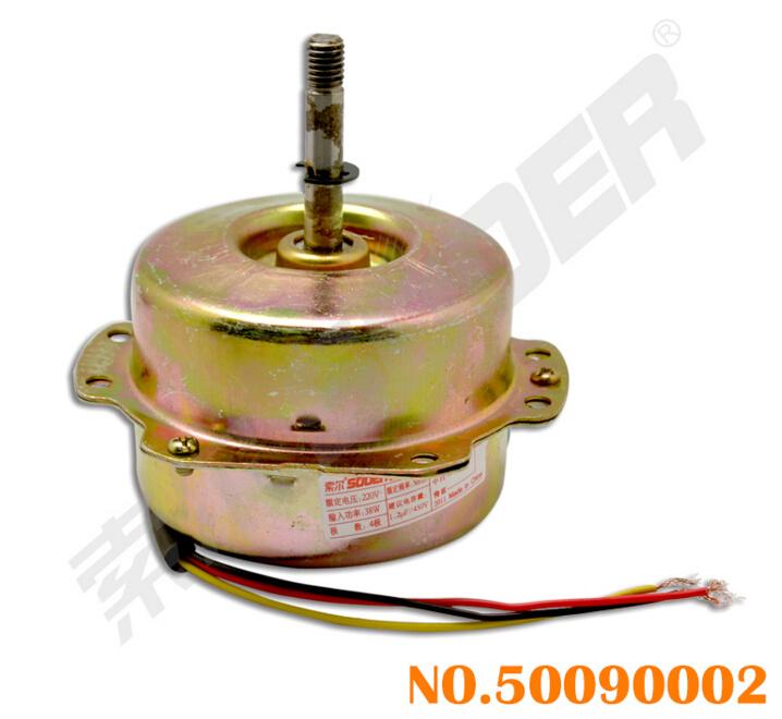 Electric Fan Synchronous Motor 38W Motor for Exhaust Fan