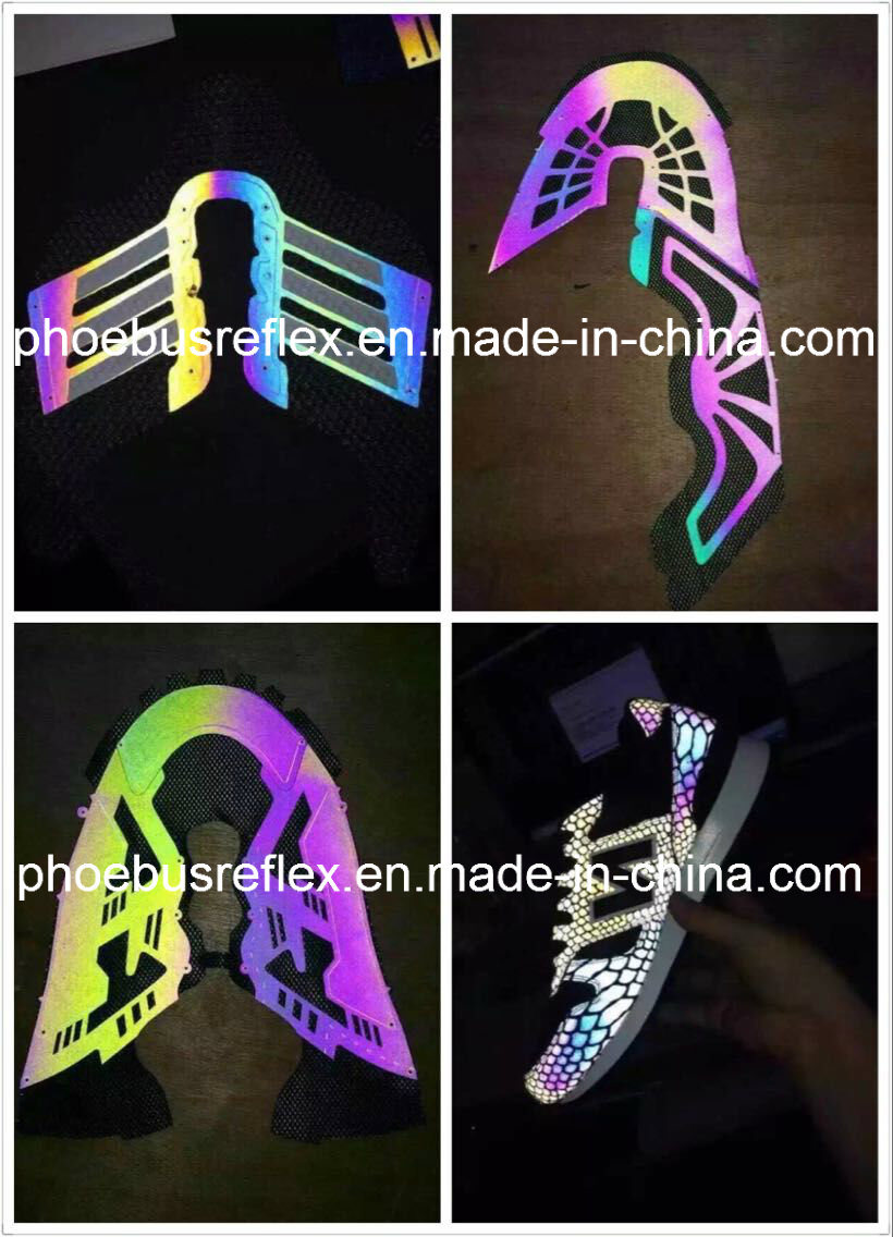 Seven-Color Reflective Material (FBS)