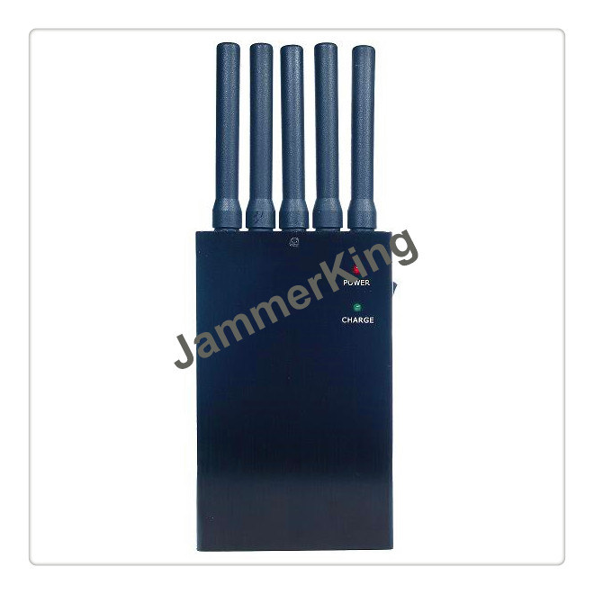 home phone jammer retail - China Mini Portable Cellphone Signal Jammer (CDMA/GSM/DCS/PHS/3G) Cellphone GPS Signal Blockers, Wireless Camera Jammer / Cellphone Signal Blocker - China 2g+3G+Gpsl1+Lojack 5 Antennas Signal Blockers, 5 Band Signal Jammers