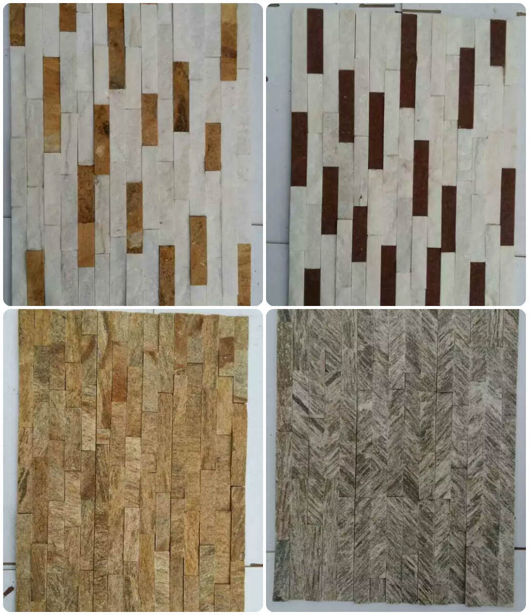 Quartzite Mosaic Culture Tile And