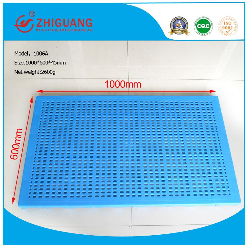 Plastic Moisture-Proof Plate