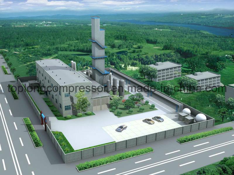 for Lox Ln2 Plant Cryogenic Liquid Nitrogen Generator Oxygen Generaotr
