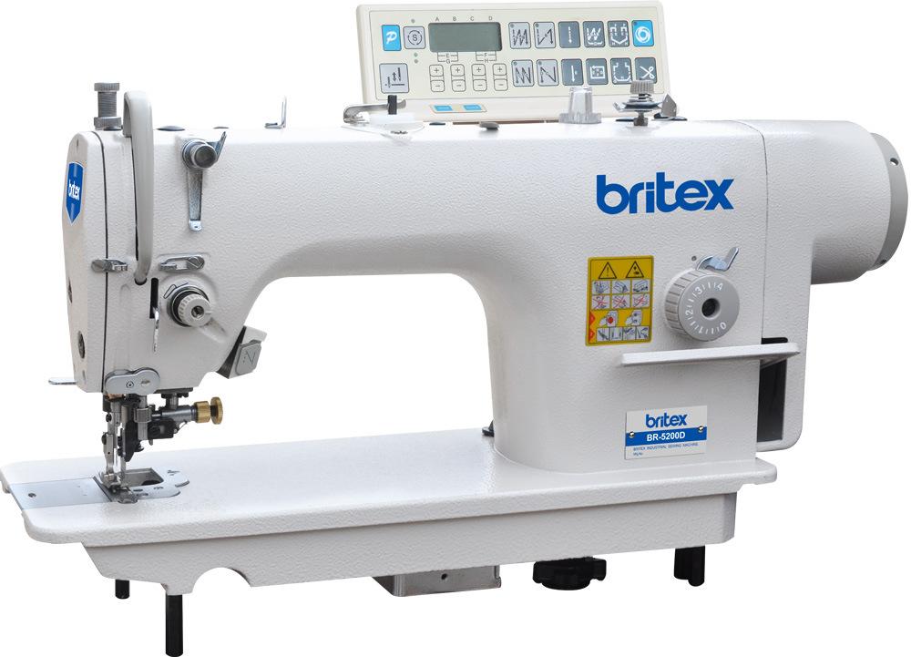 Br 5200d/188d High -Speed Side Cutter Lockstitch Sewing Machine
