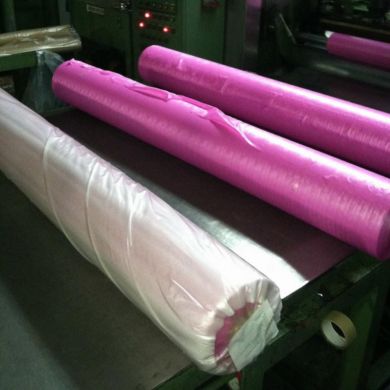 Colored and Printed Vinyl Plastic Film