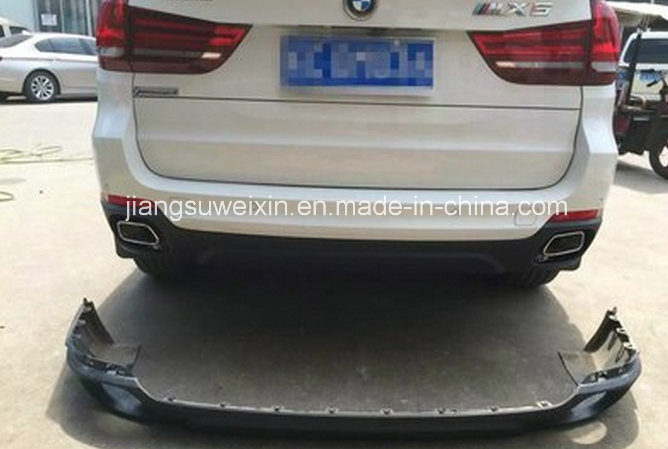 High Quality F15 2014-up Car Front Lip Bumper Spoiler