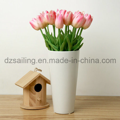 Sweet Mini Tulip Artificial Weddding Flower for Decoration (SW01502)