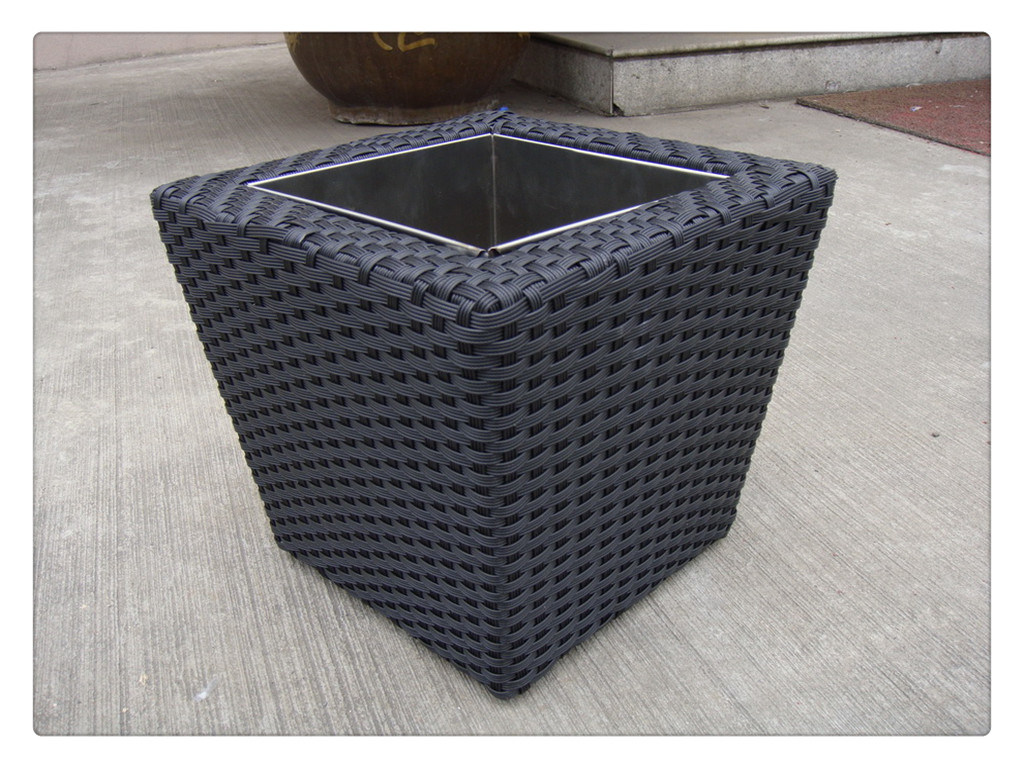 Rattan Flower Pot/Wicker Flower Pot/Rattan Pots