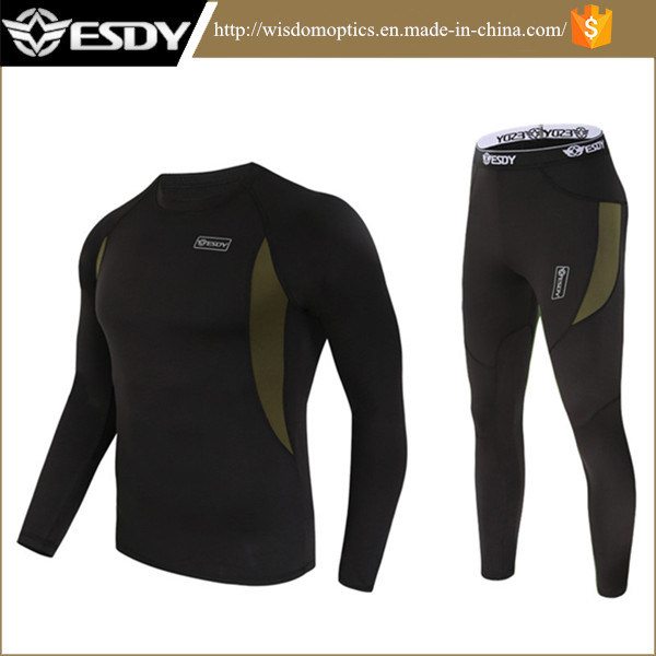 Outdoor Sports Underwear Tactical Thermal Fleece Warm Clothing