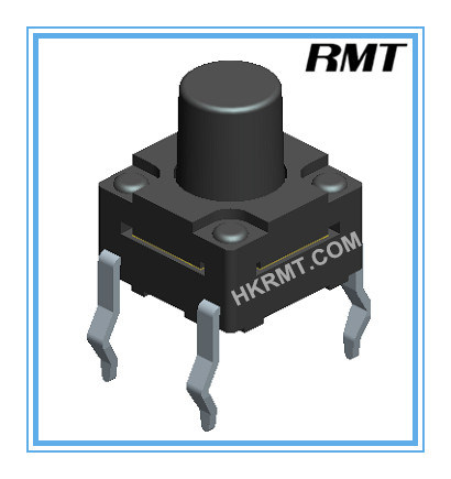 China IP67 Waterproof Tactile Switch (TS-1141) for Remote Control