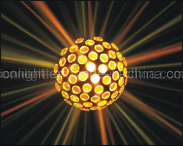 DMX Sound Active Crystal Ball LED Effect Lights (ICON-A015A)
