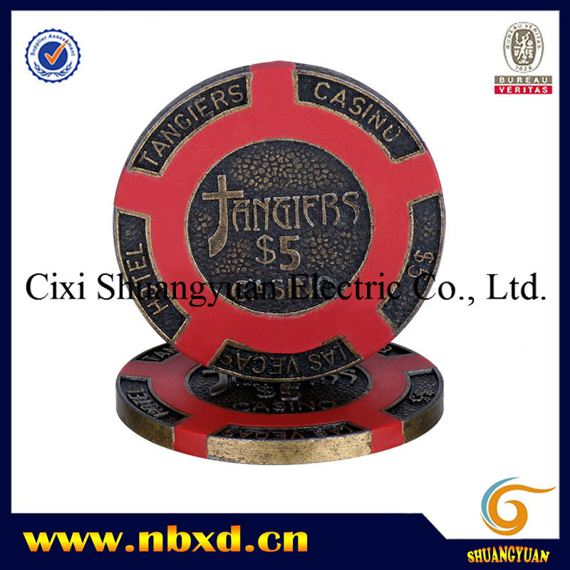 16g Tangiers Casino Chip (SY-F02-1)