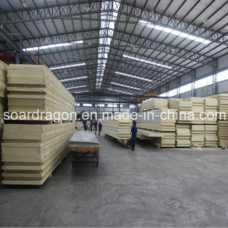 Fireproof Big Freezer Room for Logistics Use