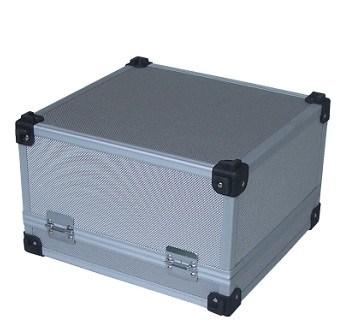 CD/DVD Aluminum Storage Case
