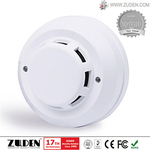 4 Wire Smoke Detector for Residentional & Commercial Alarm