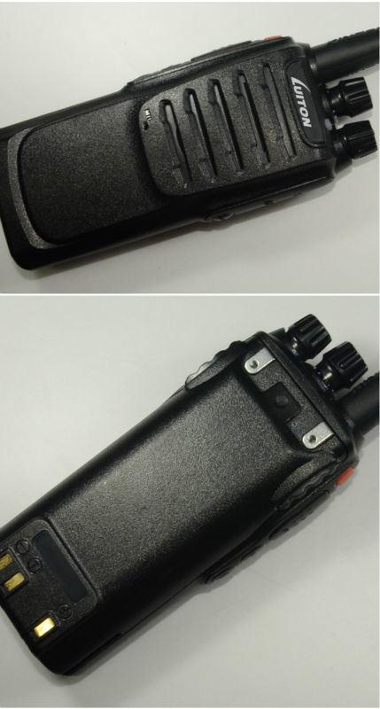 Lt-558UV Dual Band Handheld Two Way Radio