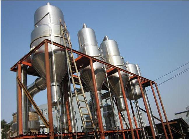 Phosphoric Acid /Sulfuric Acid Evaporator
