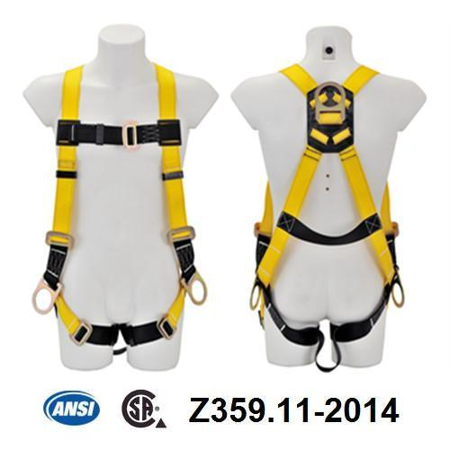 ANSI Full Body Harness (JE135005C)