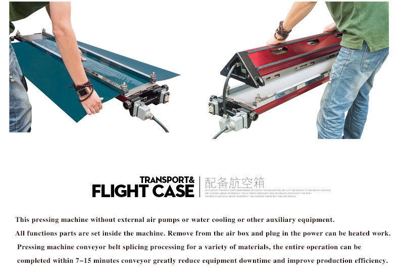 PVC Belt Joint Equipment Machine