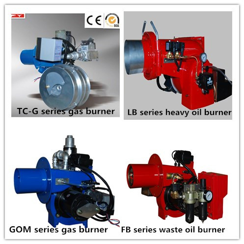 Gom-3 Beautiful Energy-Saving Burner in Boiler/Gas Burner