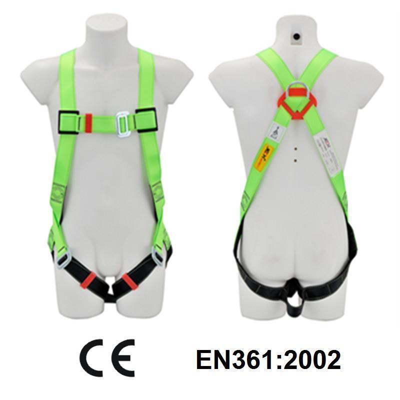 Full Body Safety Harness (JE1069B CE EN361: 2002)