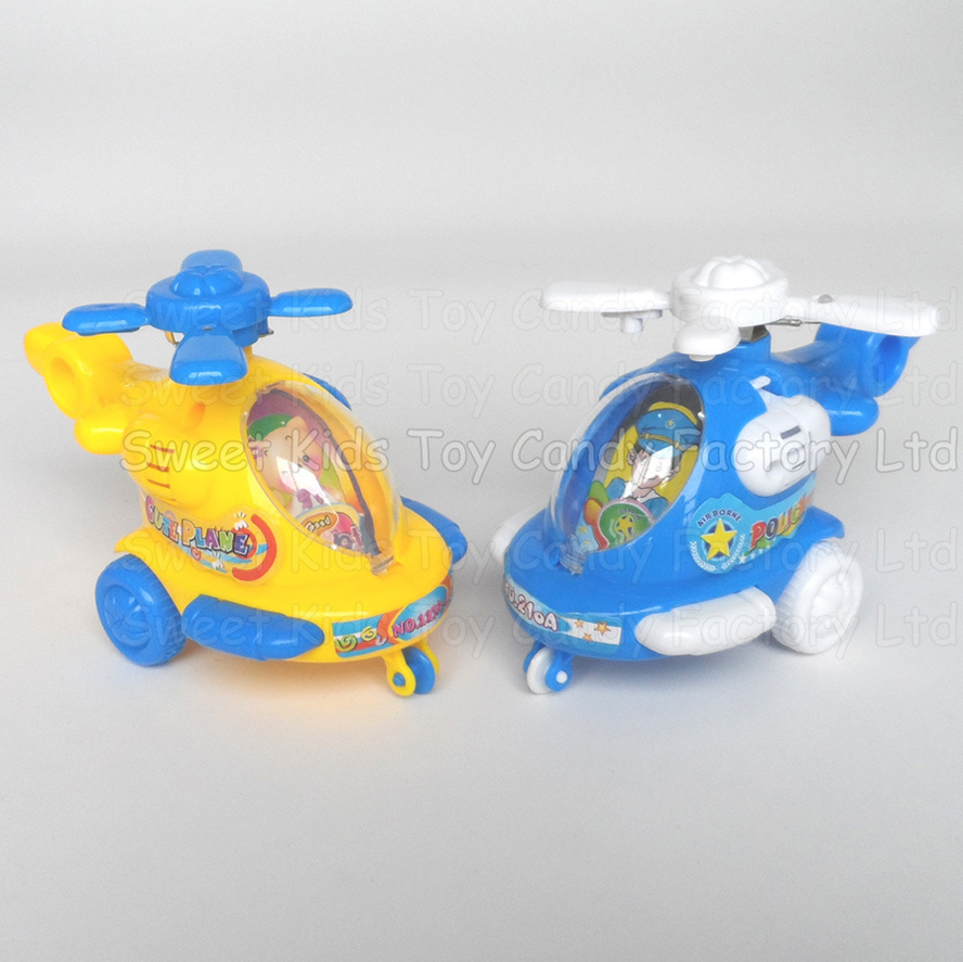 Light up Helicopter Candy Toy and Candy in Toys (130911)
