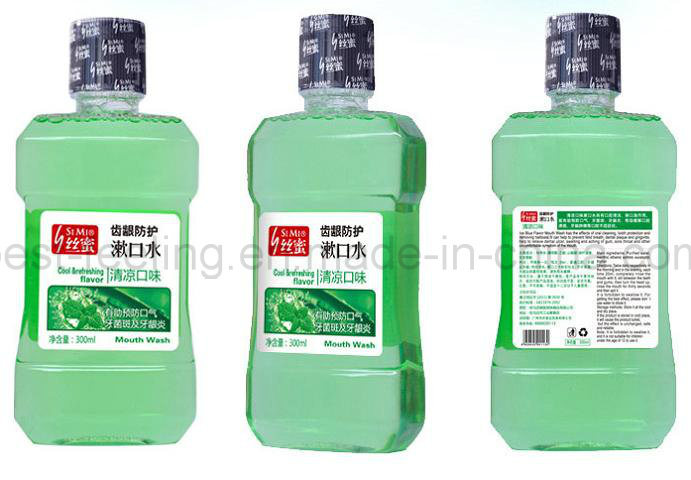 Listerine Oral Hygiene Mouthwash Origin China Factory