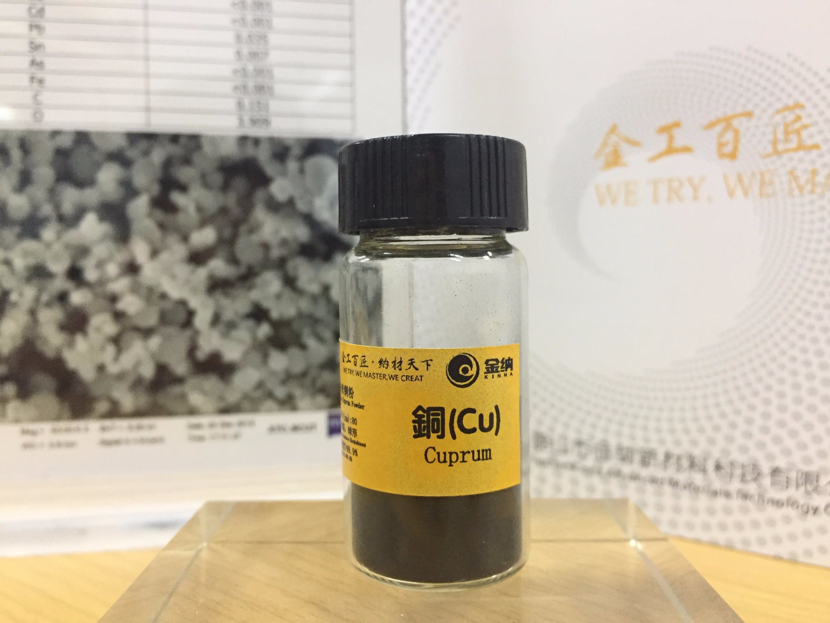 Nano Copper Powder for Conductive Coating on Material Surface