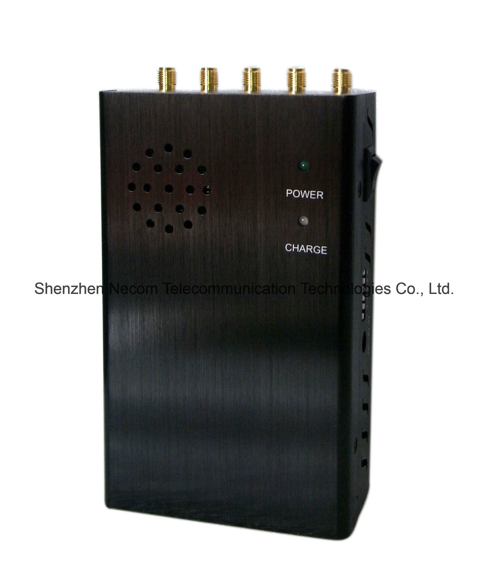 anti-explostion cell phone jammer 60m